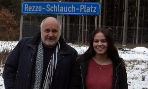 Reezo Schlauch Vivien Wörbel